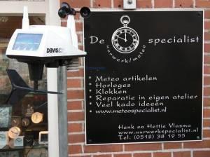 Uurwerk- en Meteospecialist Vlasma winkelplaat-meteo-uurwerk2b-300x224